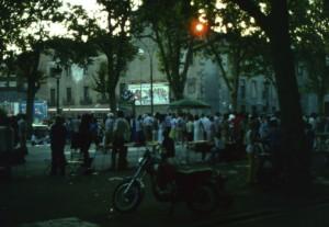 Impression Las Ramblas Barcelona 79