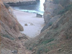 Praia Pinheiro Lagos