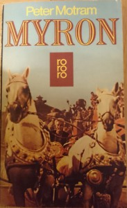 Myron Peter Motram rororo Titelseite