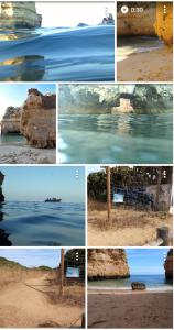 Bilder Praia dos Pinheiros